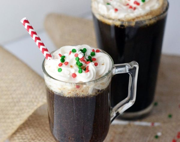 This Coffee Holiday Cocktail We'll Be Sipping All Season