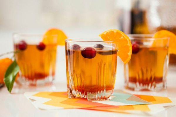 T-Day Calls for Wild Turkey Cocktails