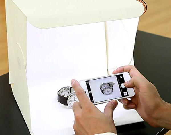 Get Studio-Quality Smartphone Photos With Foldio