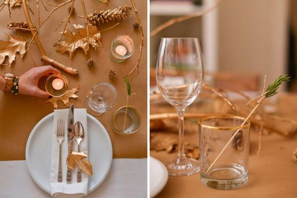 Trick Out Your Table With 21 DIY Fall Centerpieces