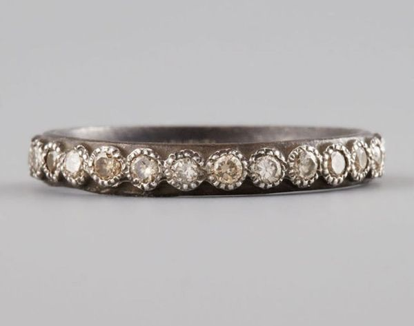 20 Unconventional Wedding Bands
