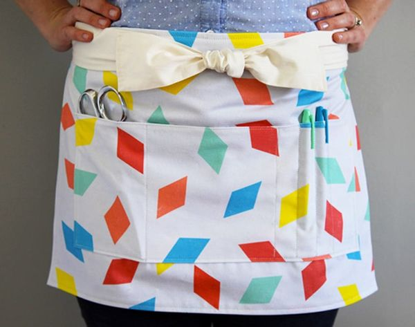 16 Awesome Aprons for Colorful Cooks
