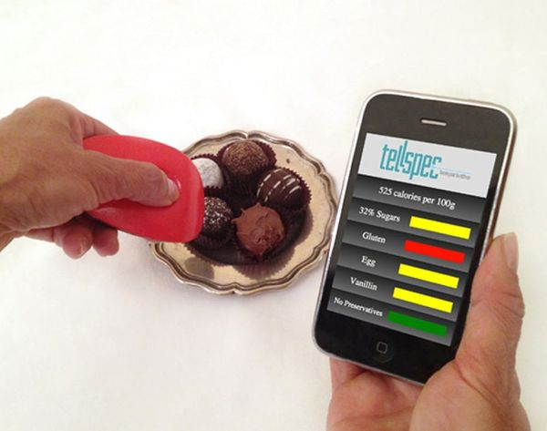 We Can't Believe This Ingredient-Detecting Gadget Exists