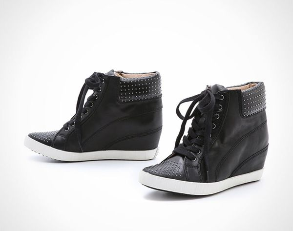 Lovely or Lame? 17 Hidden-Wedge Sneakers