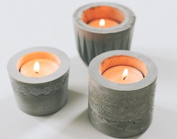 25 Beautiful Candle Holders You Can DIY