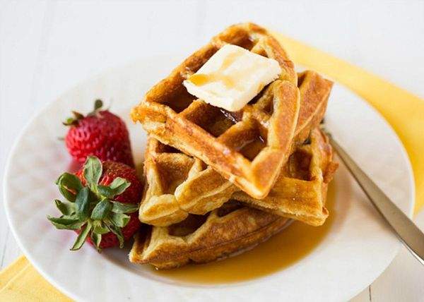 15 Sweet & Savory Waffle Recipes