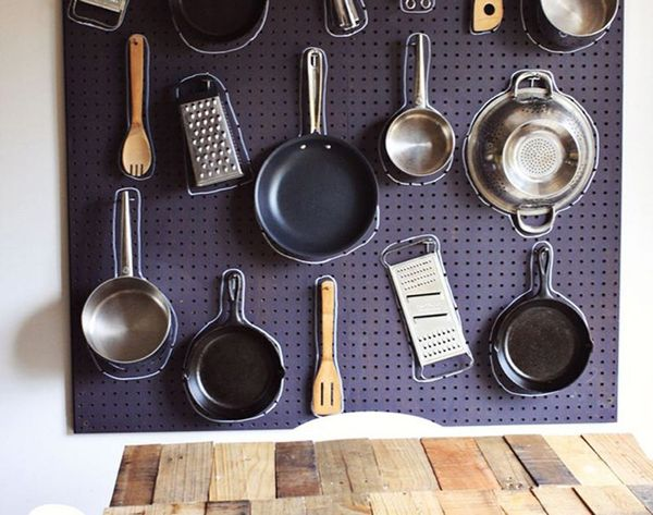 13 Smart Kitchen Organizing Ideas