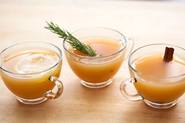 Mulled Cider, 3 Ways