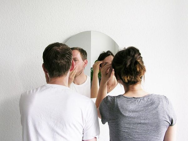 Made Us Look: This Mirror Has Two Faces