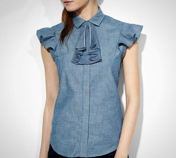 12 Hot Ways To Wear Denim – No Overalls Allowed!
