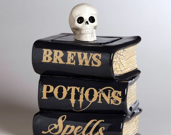 17 Spooky Serving Pieces for Your Halloween Bash
