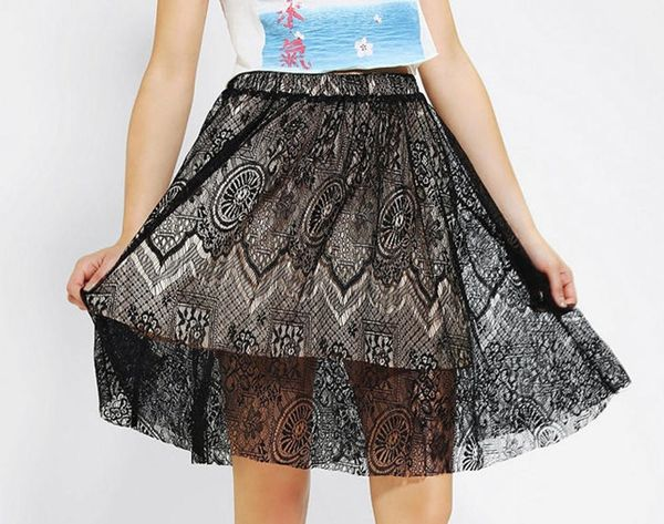 20 Ways To Look Lovely In Lace