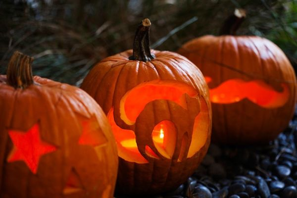 Halloween Basics: 4 Ways to Carve a Pumpkin (Free Printables Included!)