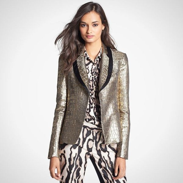 15 Fall Blazers You Should Be Wearing Now