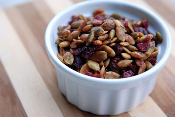 17 Sweet + Savory Fall Pumpkin Seed Recipes
