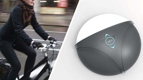 This Smart Gadget Cleans Your House While You Workout!