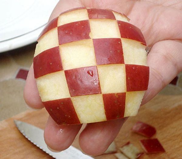 15 Creative Ways to Slice, Cut, and Carve Apples
