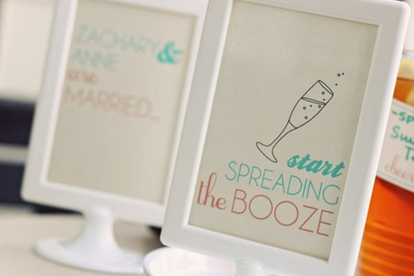 30 Free Printables For Your Next Cocktail Party