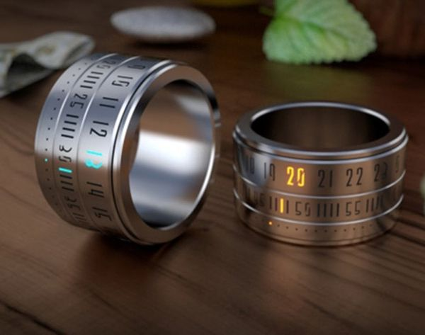 The Most Stylish Ring + Watch Combo We've Seen