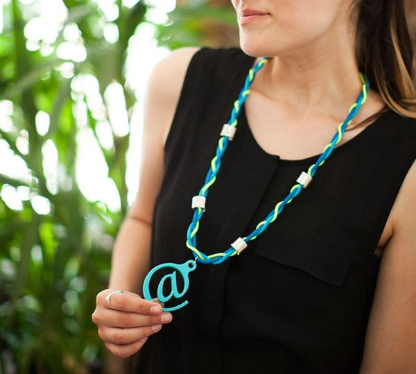 3D Printed Jewelry With a Brit + Co. Twist!
