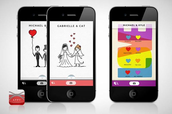 Here Come the Apps: 11 Tools for the Digital Wedding