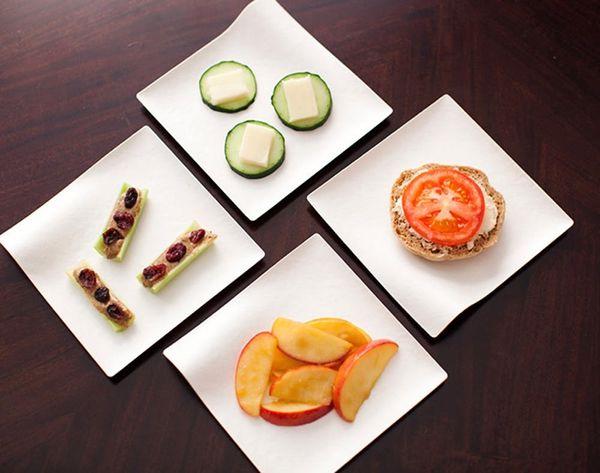 4 Healthy Snack Upgrades