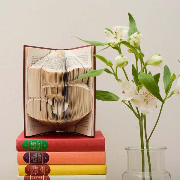 Feeling Bookish? 35 Book-Inspired Decor Ideas