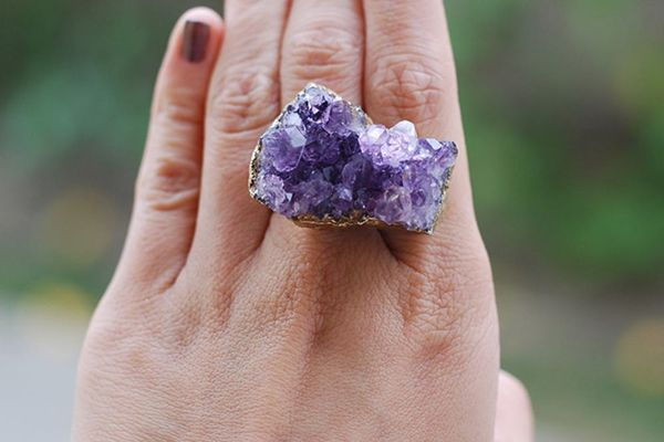Rock These Rocks! 30 Stone and Gem Jewels to Buy or DIY