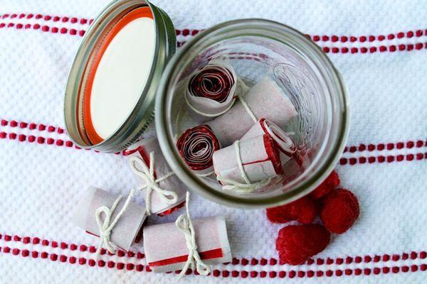 Healthy Snack Hack: Raspberry Lemon Fruit Leather