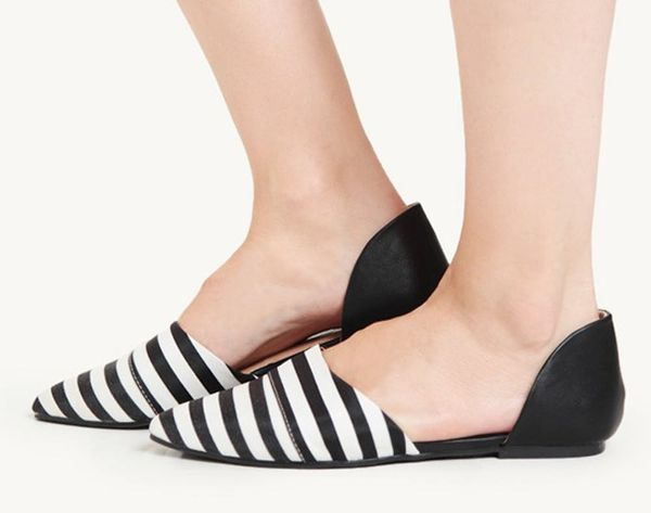 Say What? D'Orsay! 18 Flats You Need, Now