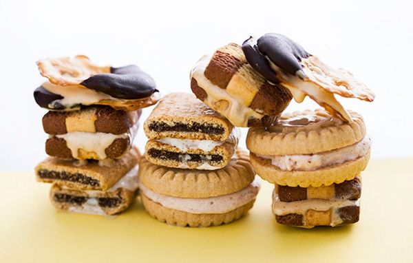 4 New Takes on the Ice Cream Sandwich