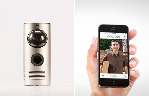 Ding, Dong! 6 New High-Tech Doorbells