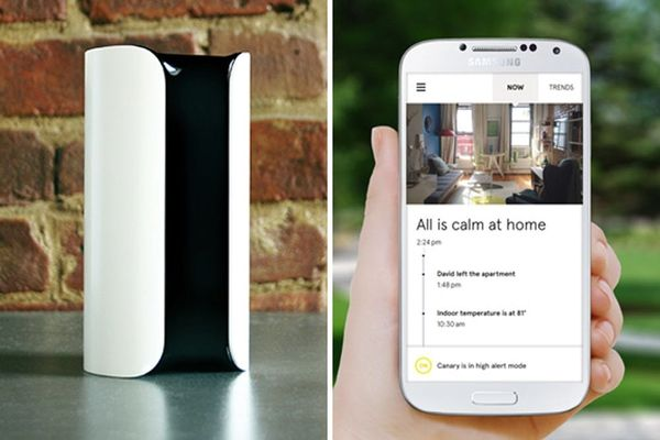 A Home Security System for the Smartphone Generation