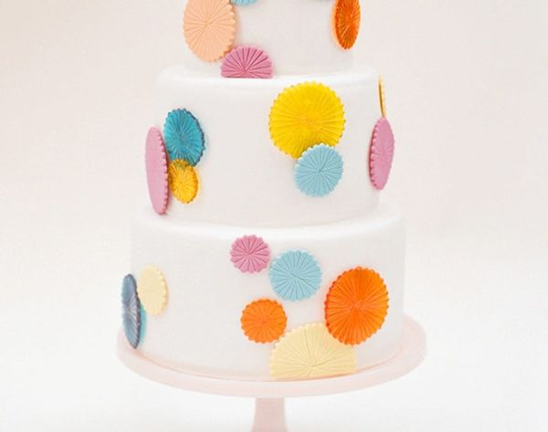 A Dozen Creative & Colorful Cakes