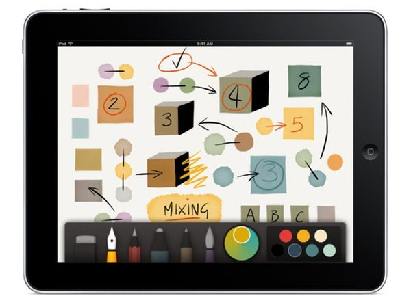 10 Apps For Creating Epic Doodles