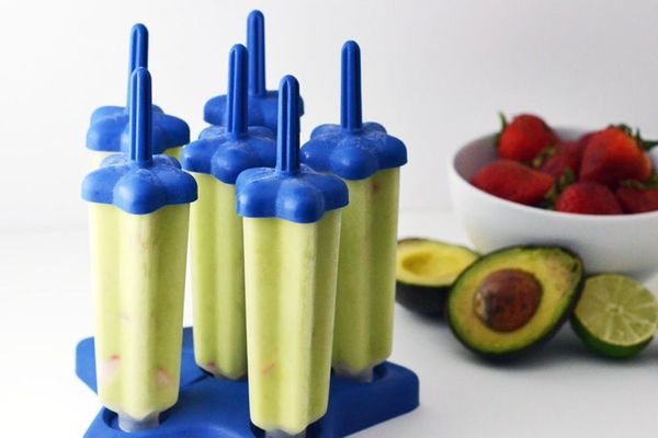 Dare to Try Avocado Popsicles? Only If You Use This Recipe