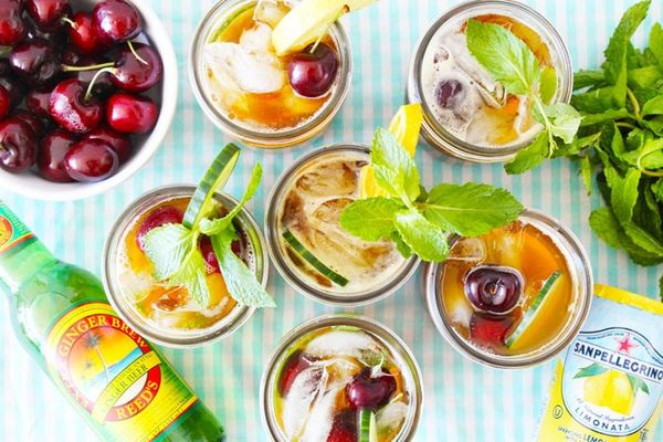 Make This Pimm's Cup Recipe for Your Next Picnic