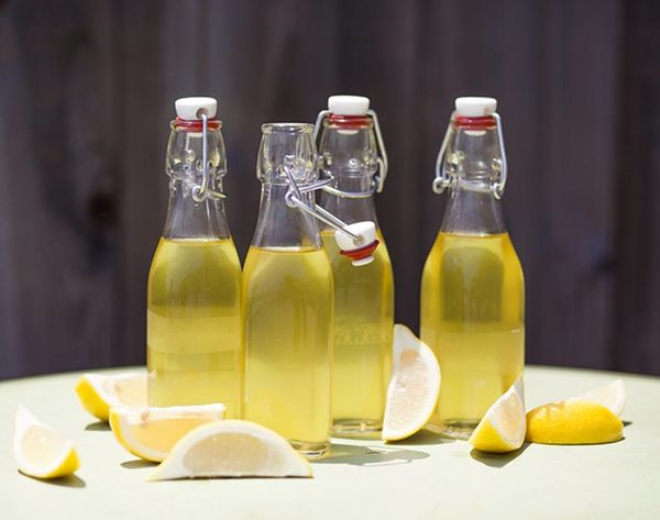 Shockingly Simple! A Delicious Limoncello Recipe