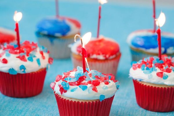 Celebrate the 4th of July with Our Firecracker Cupcakes!