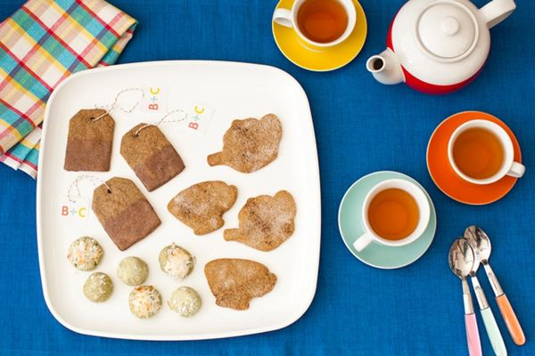 3 Ways to Make Adorable Tea Cookies!