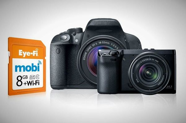 Send Photos from Your DSLR to Your Phone Seamlessly