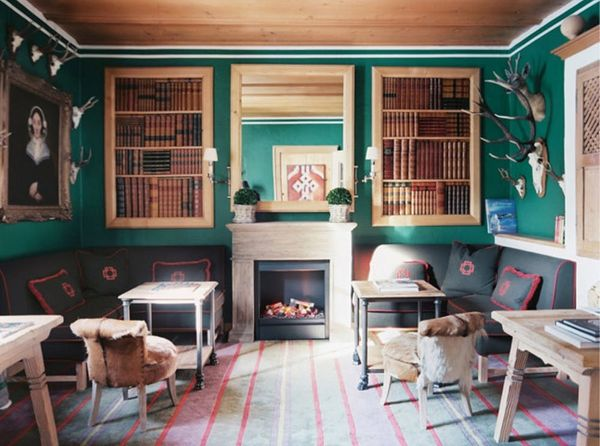 20 Drool-Worthy Home Libraries