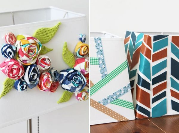 3 Creative Ways to Upgrade Your Lampshades