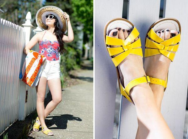5 Ways to Rock Flat Sandals