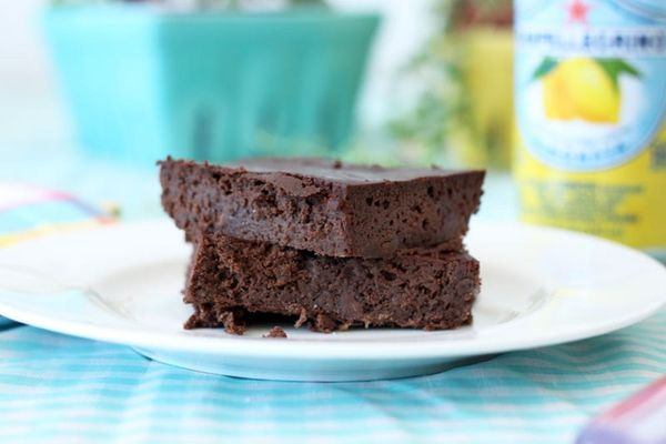 I Can't Believe These Are Healthy Brownies!