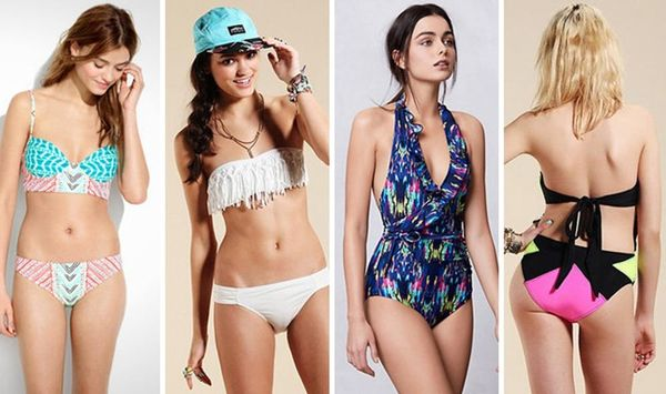 Hot Town, Summer in the City: 25 Sizzling Swimsuits