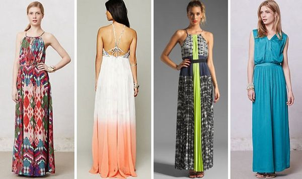 30 Maxi Dresses to Max Out Your Summer Style
