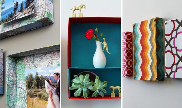 3 Clever Ways to Turn Shoeboxes into Wall Art