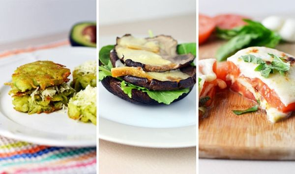 3 Recipes to Make a Bread-Free Grilled Cheese