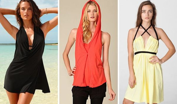 You Can Turn What into What? 12 Chic Pieces of Convertible Clothing